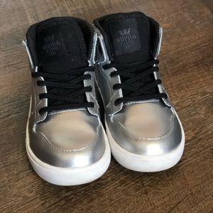 Supra high top sneakers